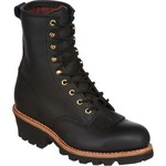 Chippewa Boots Men's Steel- Toe Logger Rugged Outdoor Boots - view number 2