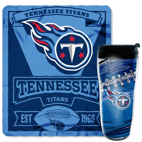 The Northwest Company Tennessee Titans Mug and Snug Set