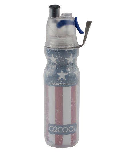 Mist Fan Bottle : O cool patriotic insulated arcticsqueeze oz mist n