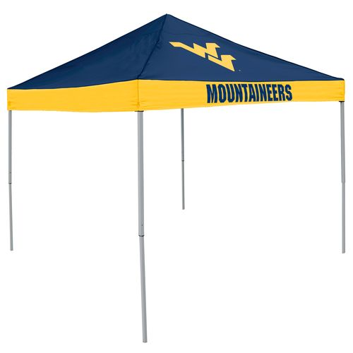 Logo West Virginia University Economy Tent