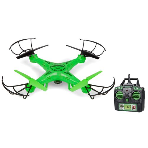 World Tech Toys Striker Glow-in-the-Dark Camera RC Spy Drone