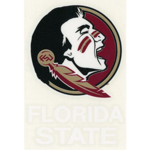 "Stockdale Florida State University 4"" x 7"" Decals 2-Pack"
