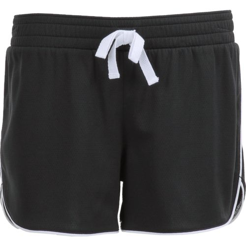 BCG Girls' Thin Piped 3' Basketball Short