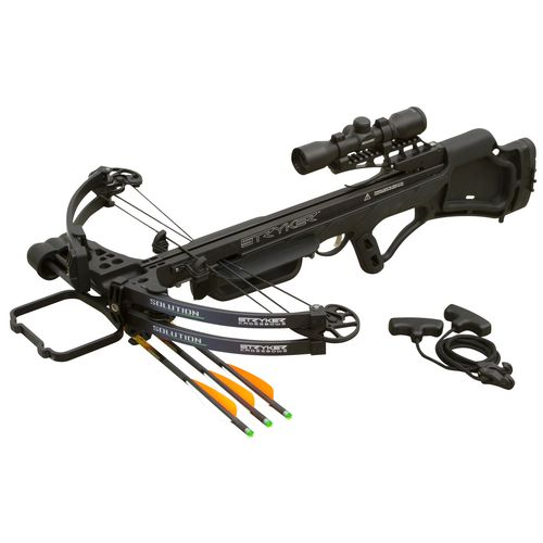 Stryker Strykezone SolutionLS Crossbow Package