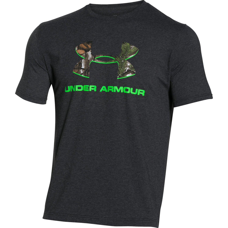 Under Armour™ Men's Camo Fill Logo T-shirt