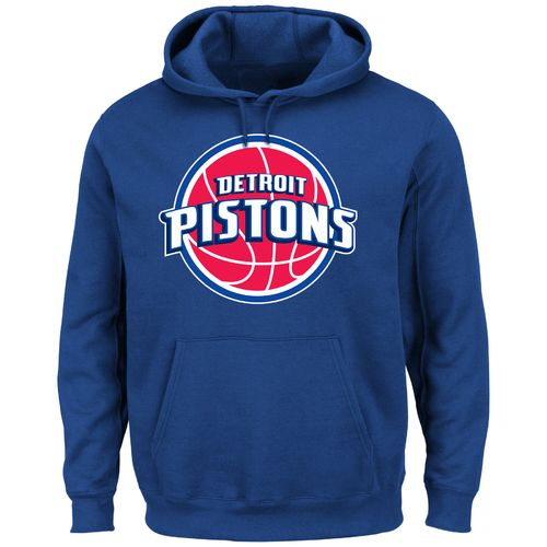 Majestic Men's Detroit Pistons Tek Patch™ Hoodie