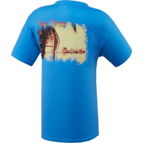 Guy Harvey Men's Road Trip T-shirt