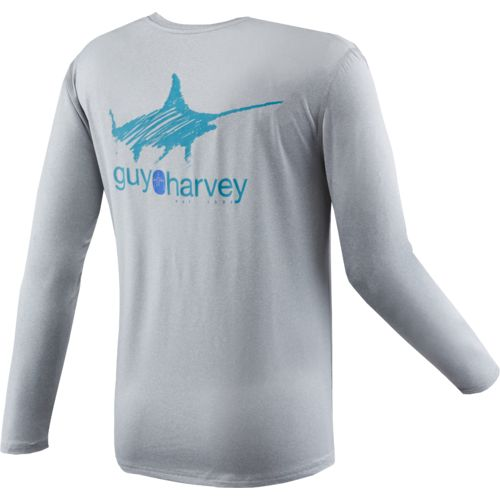 Guy Harvey Men's Blue Sword Ultra Pro UVX