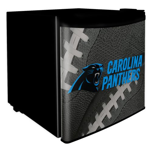 Boelter Brands Carolina Panthers 1.7 cu. ft. Dorm Room Refrigerator - view number 1