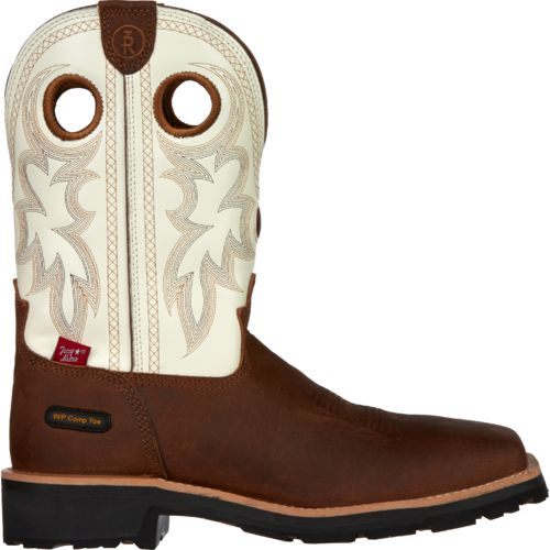 Tony Lama Men's Cheyenne 3R™ Waterproof Composition Toe Work Boots