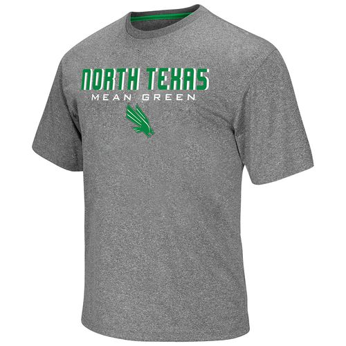 Colosseum Athletics Men's University of North Texas Arena Short Sleeve T-shirt