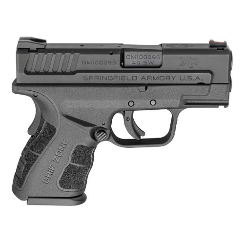 "Springfield Armory® XD® MOD.2™ .40 S&W 3"" Subcompact"