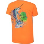 Salt Life Boys' Ocean Slam T-shirt