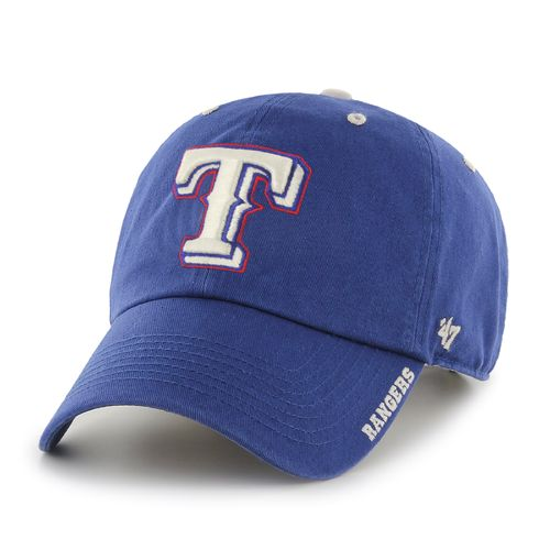 '47 Men's Texas Rangers Ice '47 Clean Up Cap