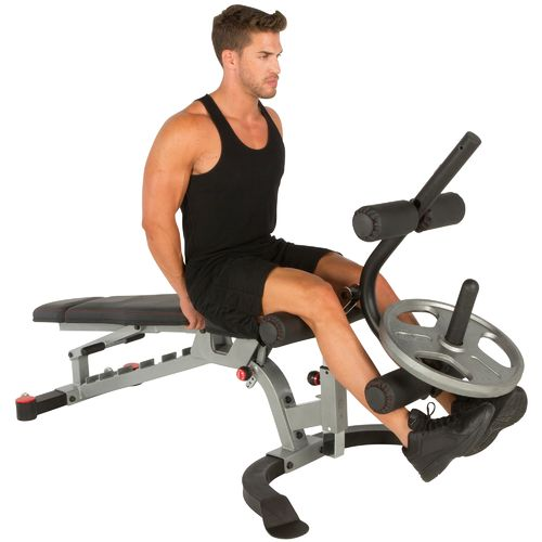 Ironman Triathlon X-Class Light Commercial Utility Weight Bench