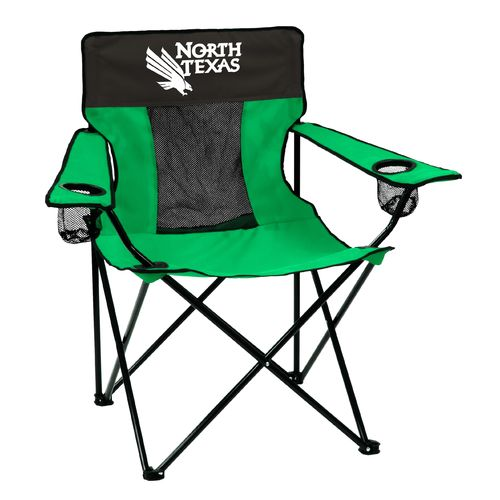 Logo University of North Texas Elite Chair - view number 1