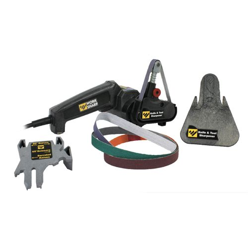 Display product reviews for Work Sharp Knife and Tool Sharpener