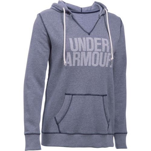 Under Armour Women's Favorite Fleece Popover Hoodie
