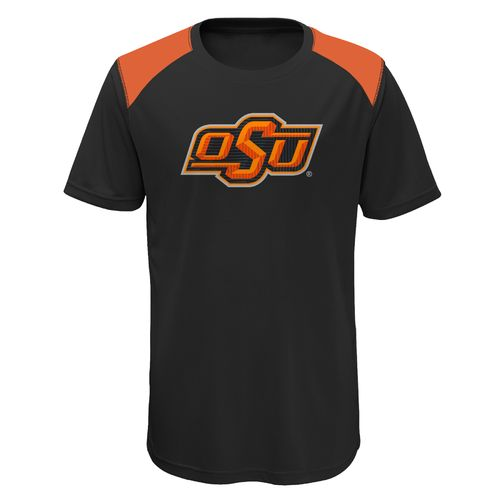 Gen2 Boys' Oklahoma State University Ellipse Performance Top