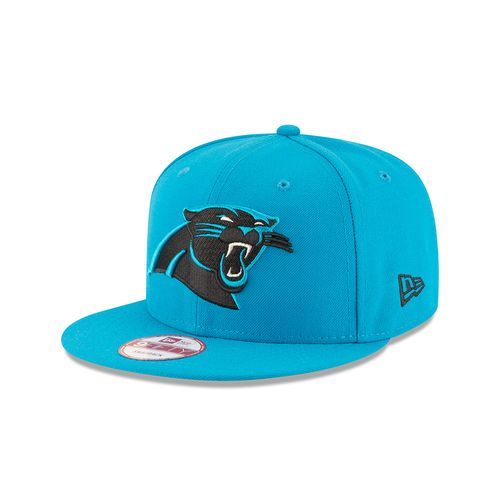 New Era Men's Carolina Panthers 9FIFTY® Fresh Side