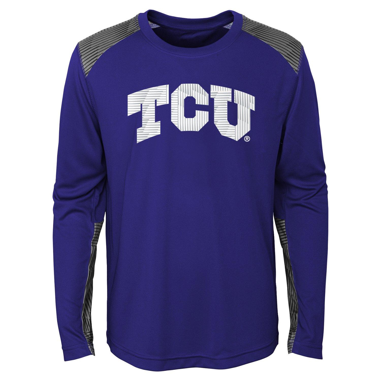 NCAA Boys' Texas Christian University Ellipse T-shirt