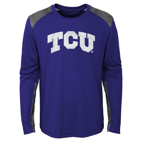 NCAA Boys' Texas Christian University Ellipse T-shirt