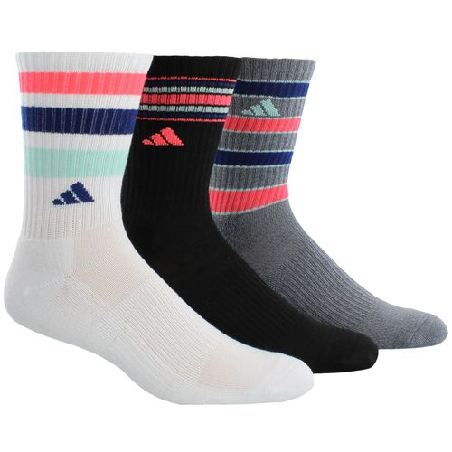 adidas™ Women's Retro II Crew Socks 3-Pair