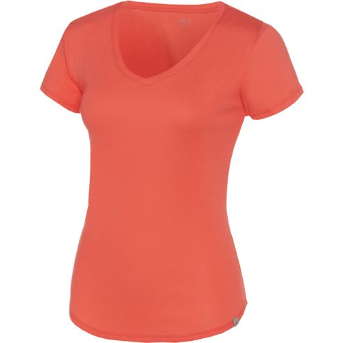 BCG™ Women's Territory Solid Short Sleeve V-neck T-shirt