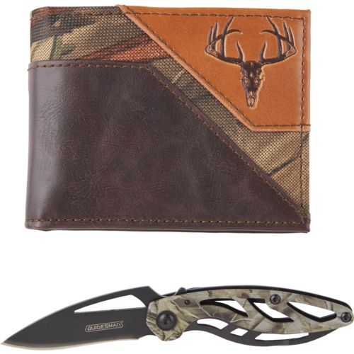 Magellan Outdoors™ Men's Realtree Trifold Wallet and Multi-tool