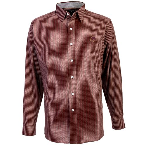 Antigua Men's Texas State University Division Dress Shirt