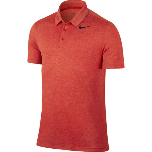 Nike Men's Breathe Heather Golf Polo Shirt