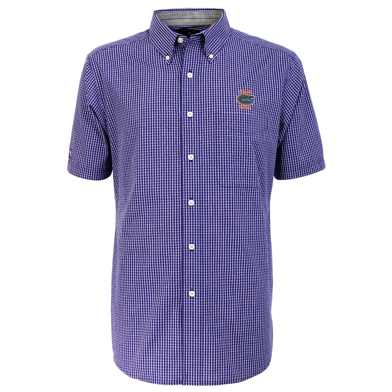 Antigua Men's University of Florida League Short Sleeve Shirt