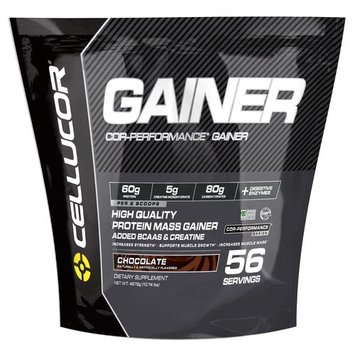 Display product reviews for Cellucor Cor-Performance Gainer Supplement