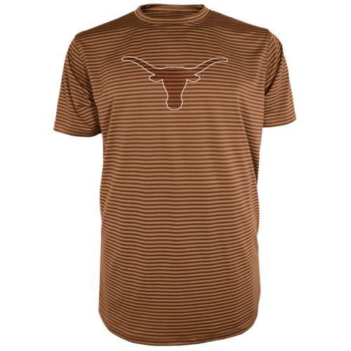 Majestic Men's University of Texas Section 101 Between the Lines T-shirt