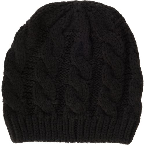 Magellan Outdoors™ Women's Solid Cable Knit Beanie