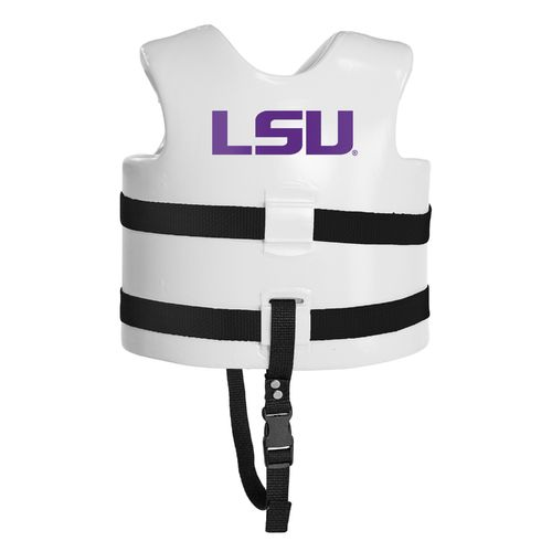 TRC Recreation Kids' Louisiana State University Super Soft™ Life Vest - view number 2