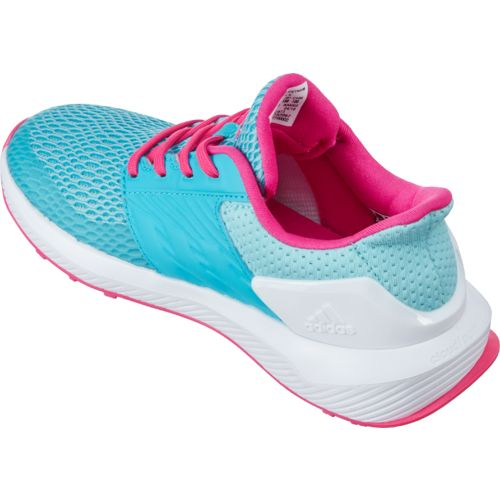 adidas Girls' RapidaRun Running Shoes - view number 3