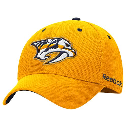 Reebok Men's Nashville Predators Structured Flex Cap