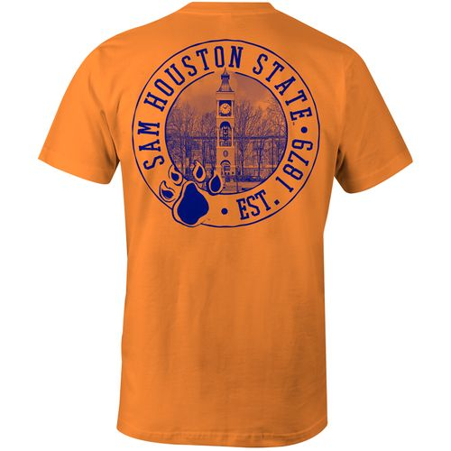 Image One Men's Sam Houston State University Comfort Color T-shirt