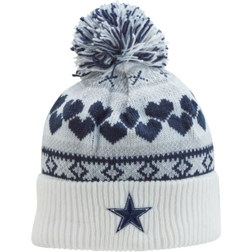 New Era Women's Dallas Cowboys Winter Cutie Knit Hat