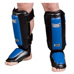 Combat Sports International Adults' Kickboxing Gel Shock™ Shin Guards - view number 1