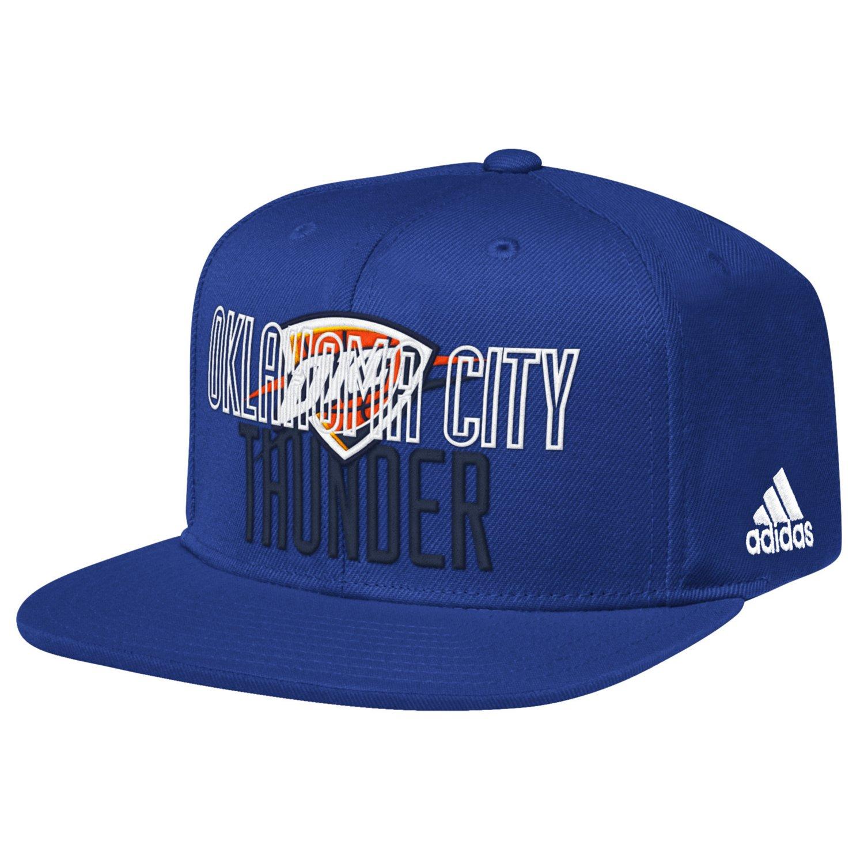 adidas™ Men's Oklahoma City Thunder Snapback Cap