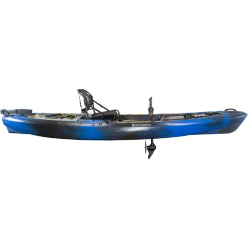 Perception Pescador Pilot 12' Sit-on-Top Pedal Kayak - view number 10
