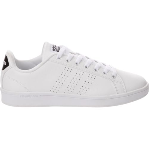 adidas Women's cloudfoam Advantage Clean Court Shoes - view number 1