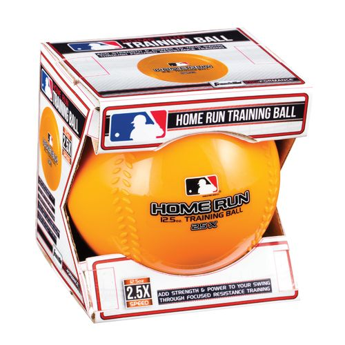 Franklin Home Run 12.5 oz. Training Baseball - view number 2