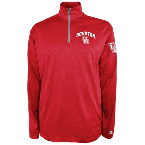 Champion™ Men's University of Houston Victory 1/4 Zip Pullover