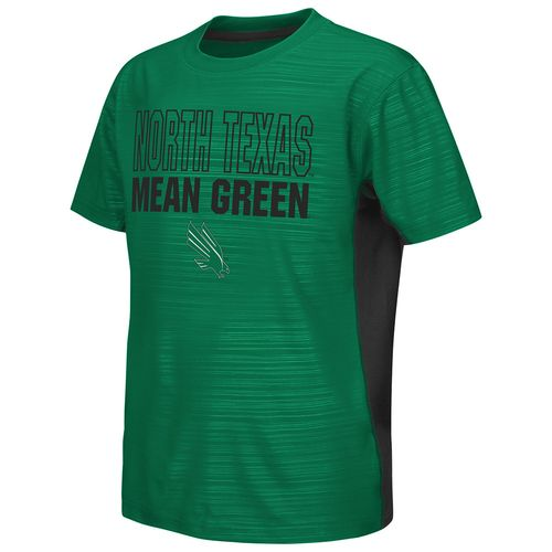Colosseum Athletics™ Youth University of North Texas In the Vault Cut and Sew T-shirt
