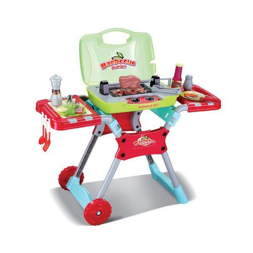 World Tech Toys 20-Piece Portable Barbecue Playset