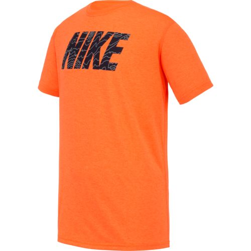 Nike Boys' Dry Topography Training T-shirt