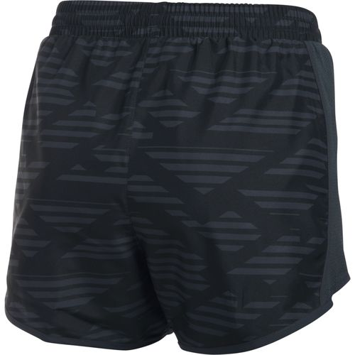 Under Armour Women's Fly By Printed Running Short - view number 2